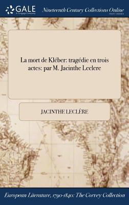 La mort de Kléber