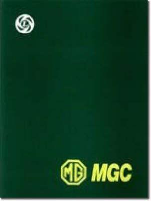 Mg Mgc Workshop Manual
