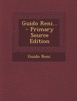 Guido Reni...