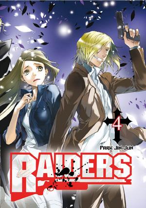 Raiders vol. 4