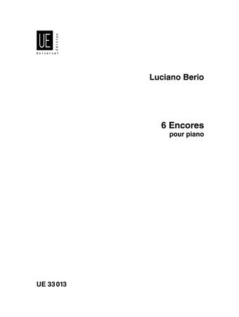 6 Encores