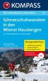 Schneeschuhwandern in den Wiener Hausbergen
