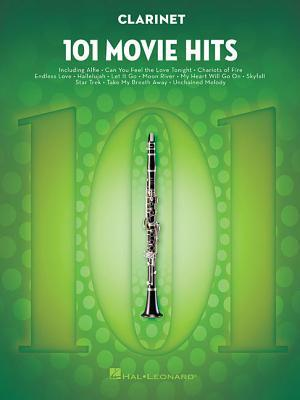 101 Movie Hits Clarinet