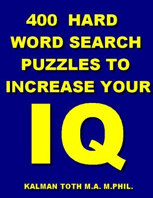 400 Hard Word Search...