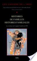 Histoires de familles, histoires familiales