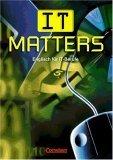 IT Matters. Schülerbuch.