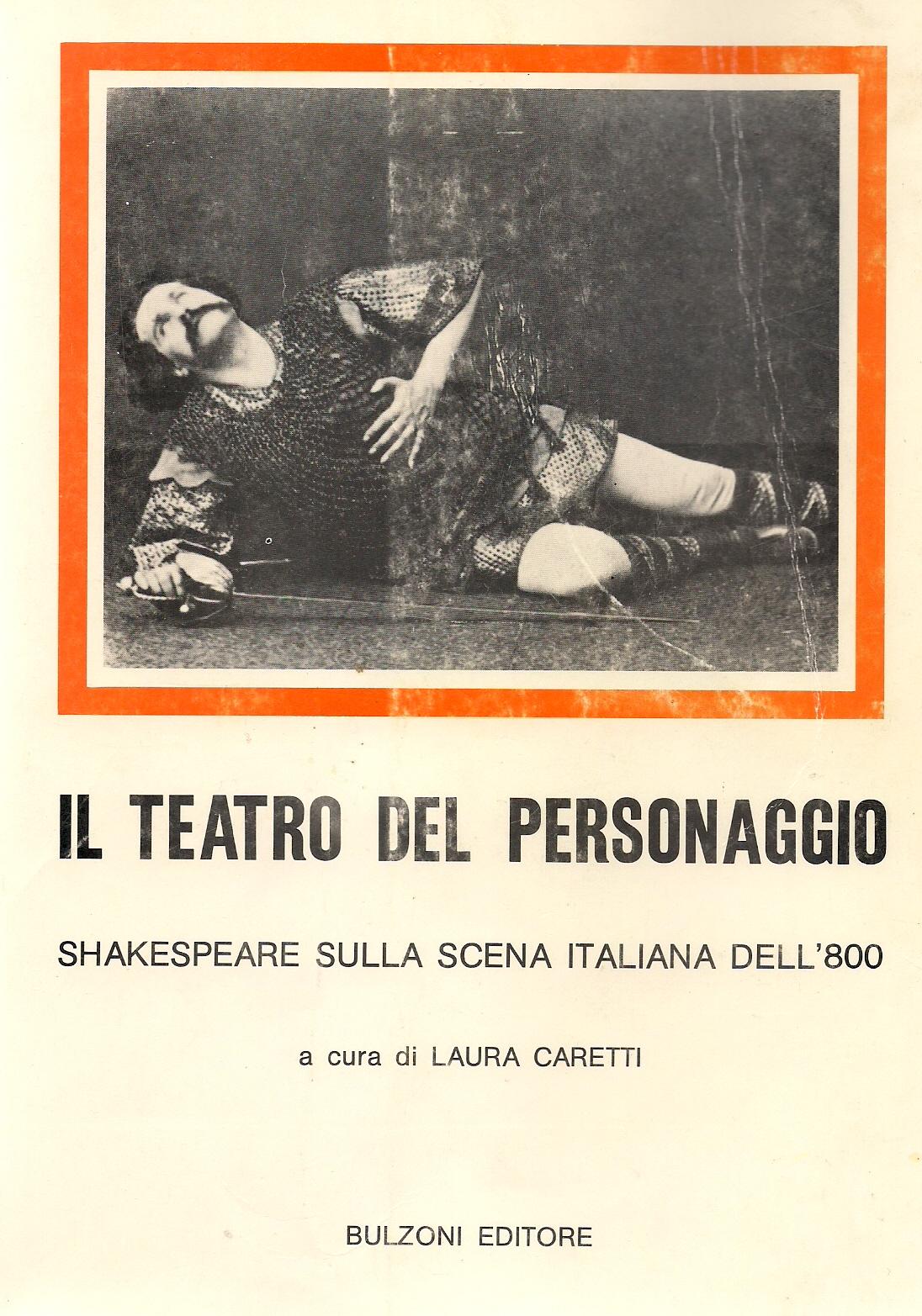 Il teatro del personaggio