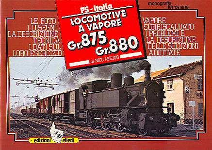 Locomotive a vapore ...
