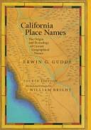 California place names