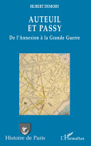 Auteuil et Passy