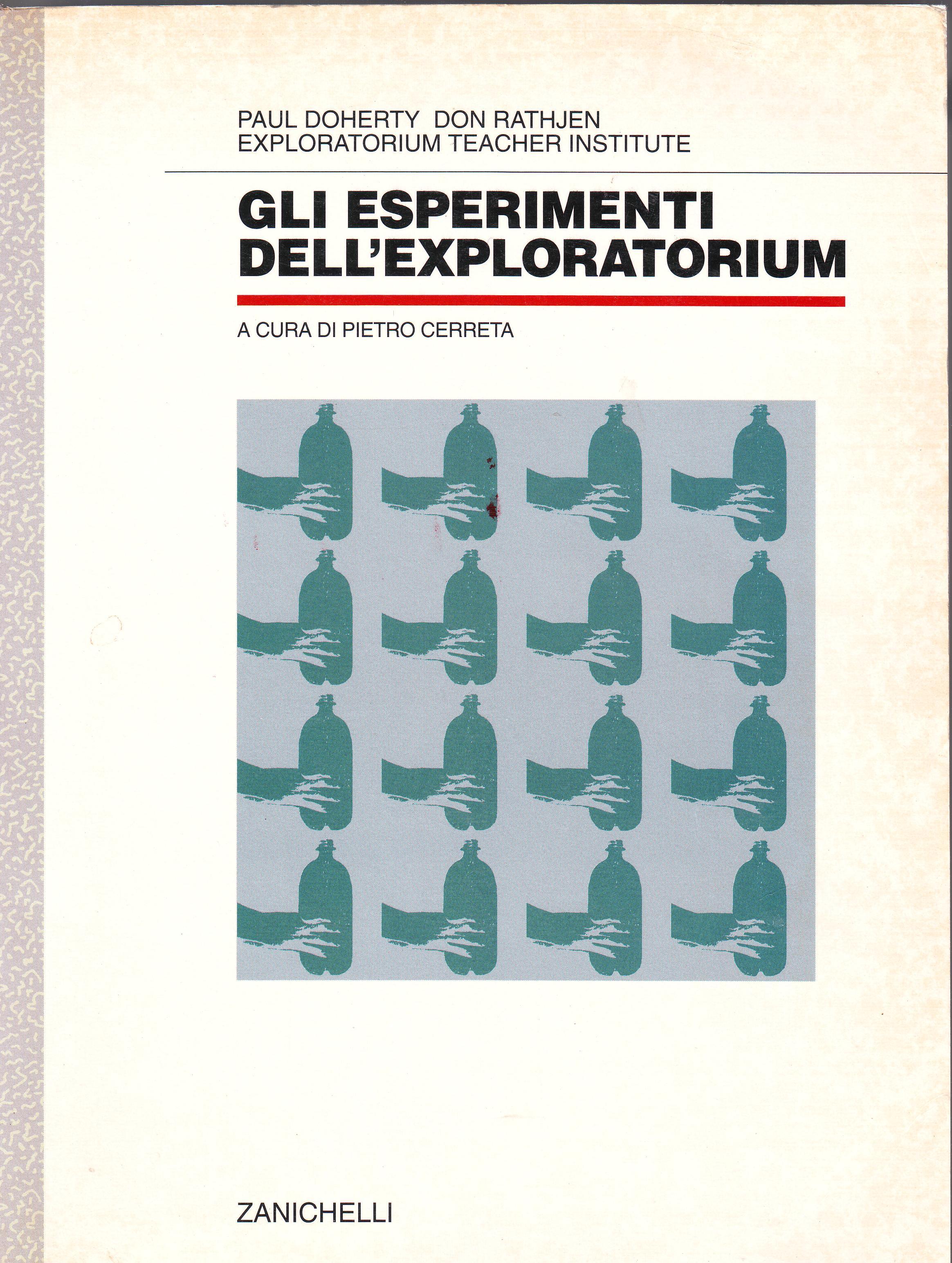 Gli esperimenti dell'Exploratorium. Per le Scuole
