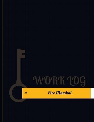 Fire Marshal Work Log
