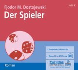Der Spieler. 6 CDs + mp3-CD