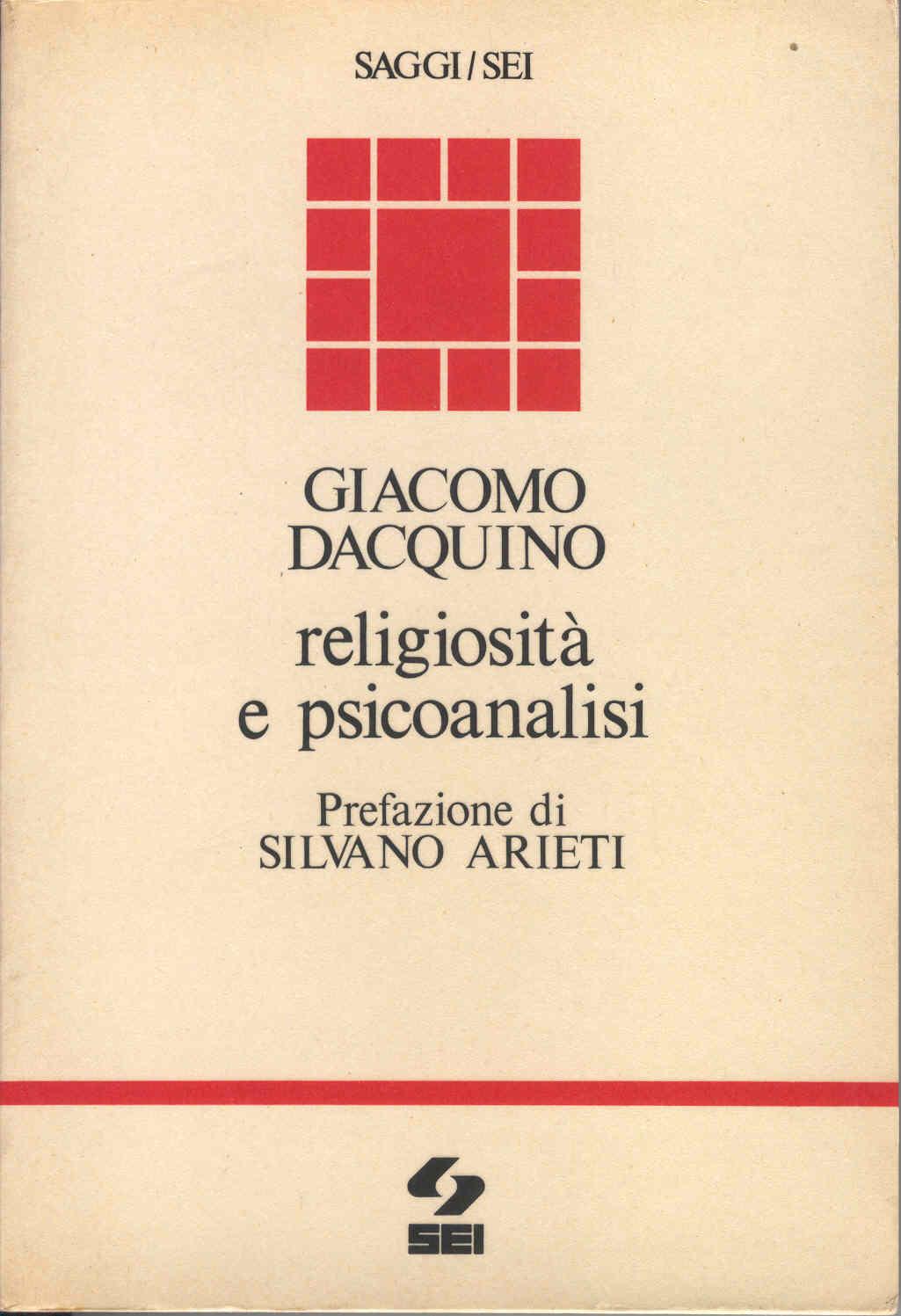 Religiosità e psicoanalisi