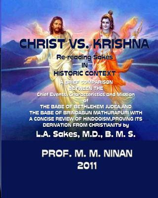 Christ Vs. Krishna