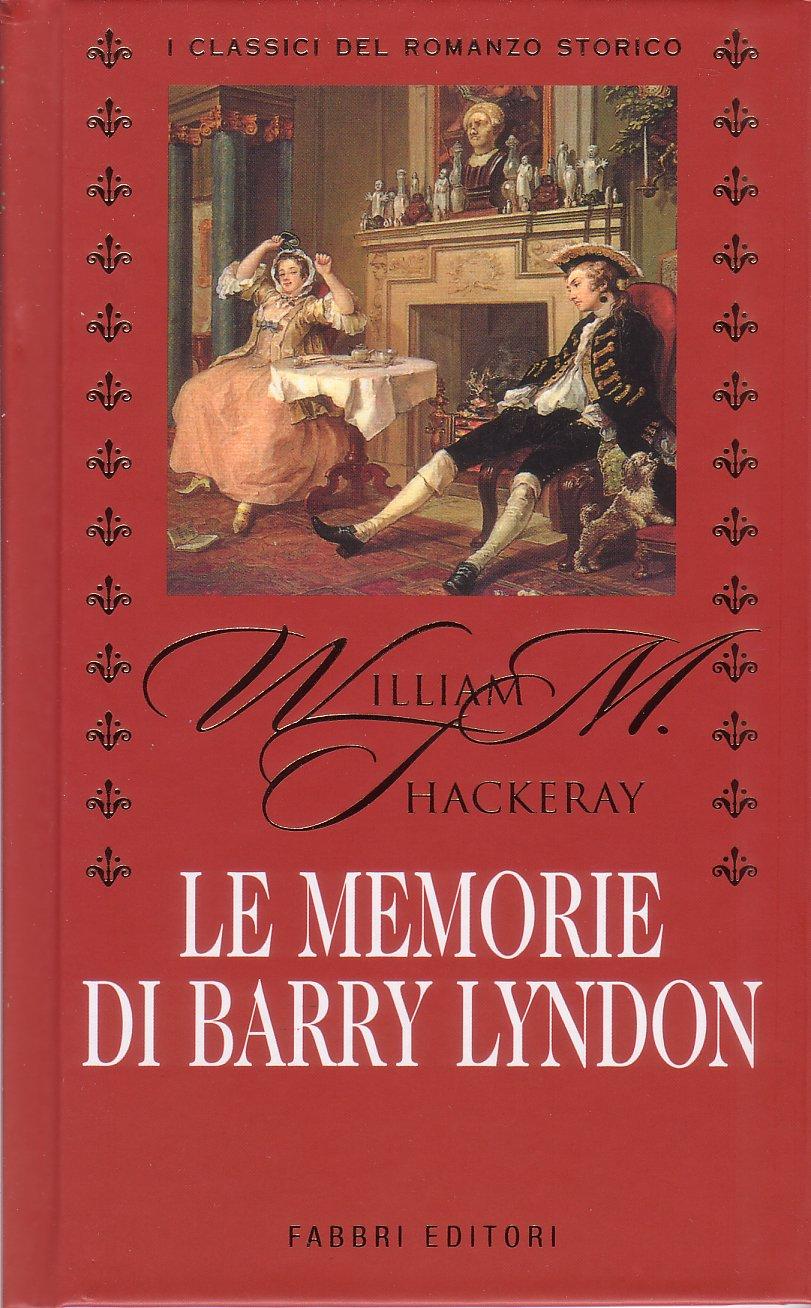 Le memorie di Barry Lindon