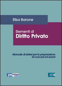 Elementi di diritto privato