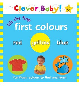 First Colours Book