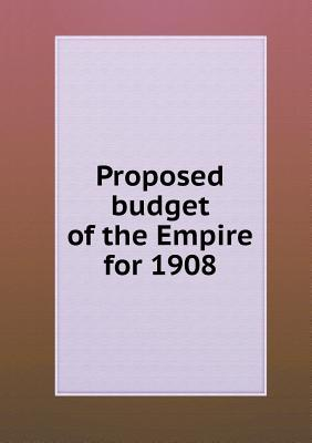 Proposed Budget of t...