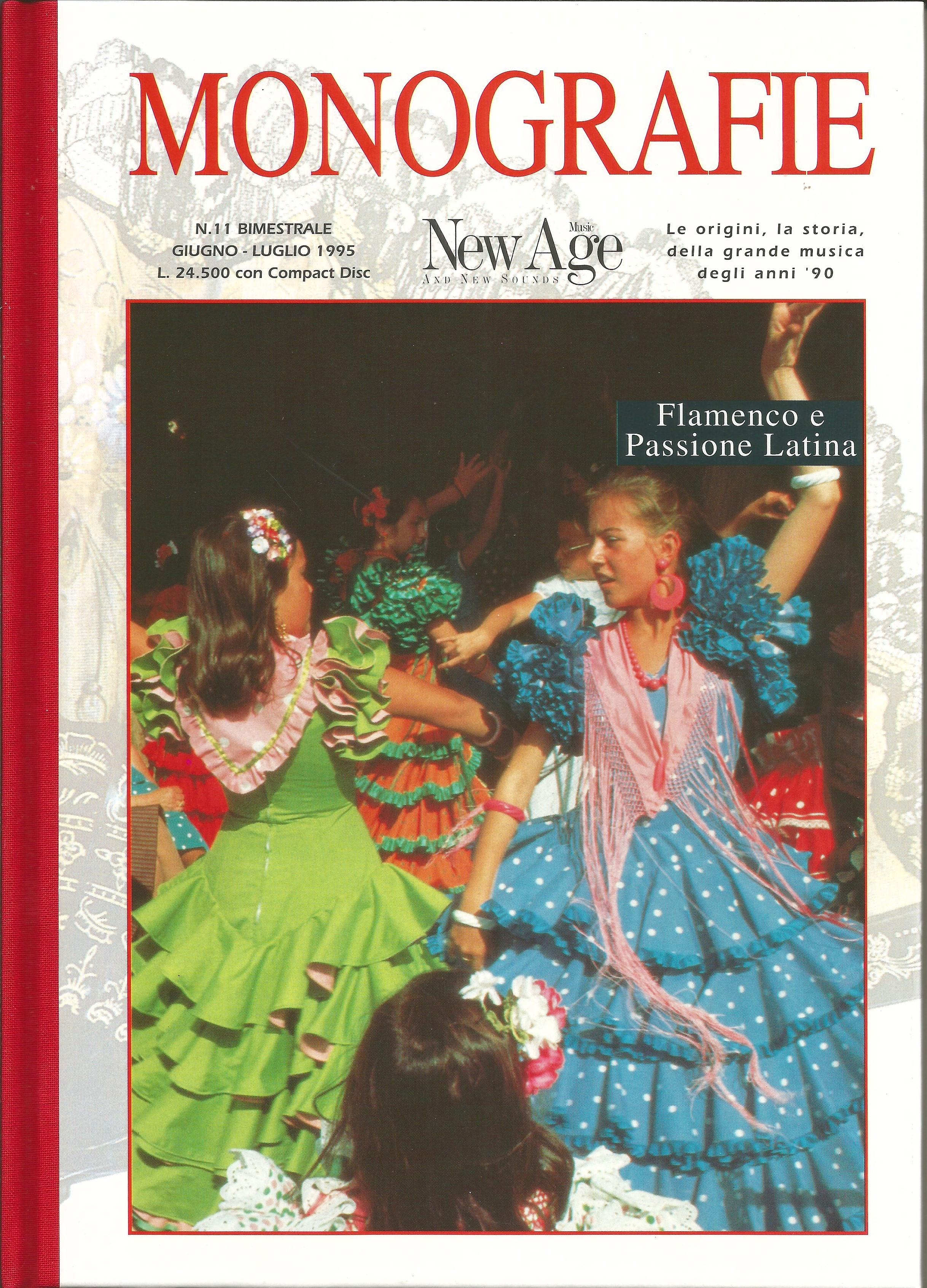 Flamenco e passione latina