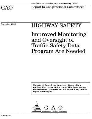 GAO-05-24 Highway Safety