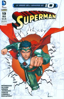 Superman #13 - Variant