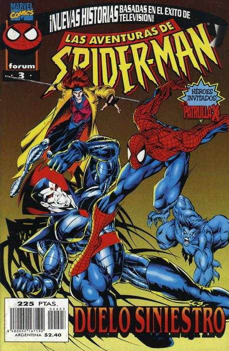 Las aventuras de Spider-Man Vol.1 #3 (de 12)