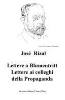 Lettere a Blumentrit...