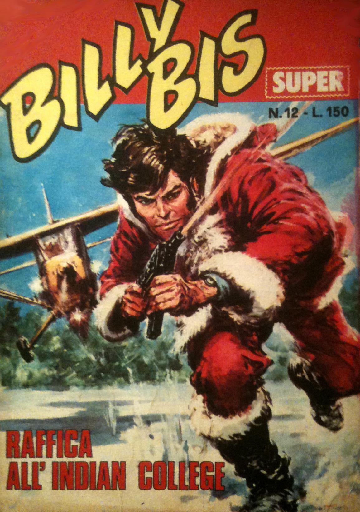 Billy Bis Super n. 12