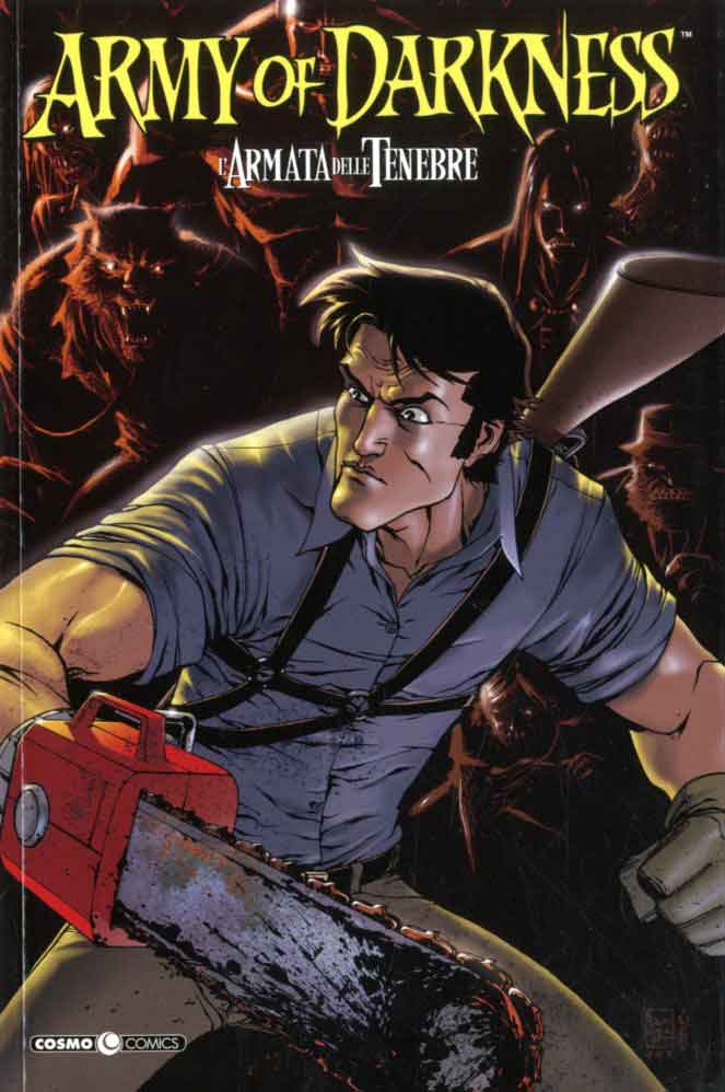 Army of darkness vol...