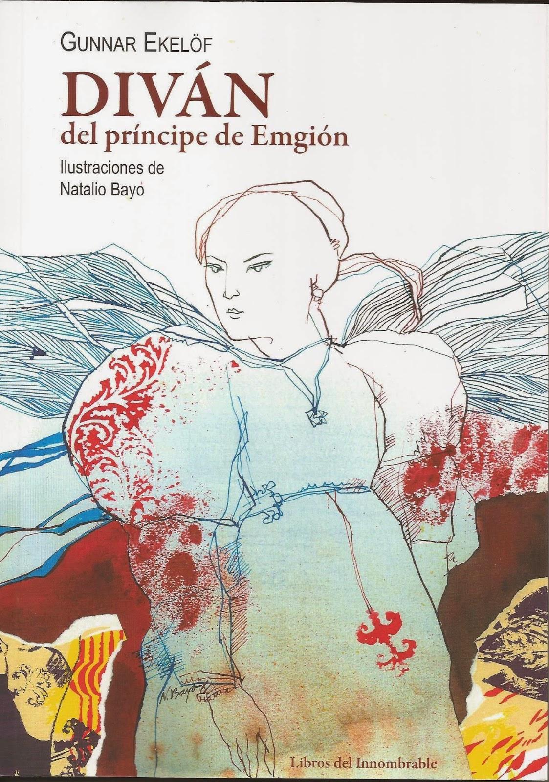 Diván del princípe de Emgión