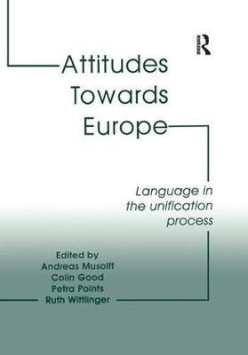Attitudes Towards Europe