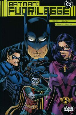 Batman: Fuorilegge