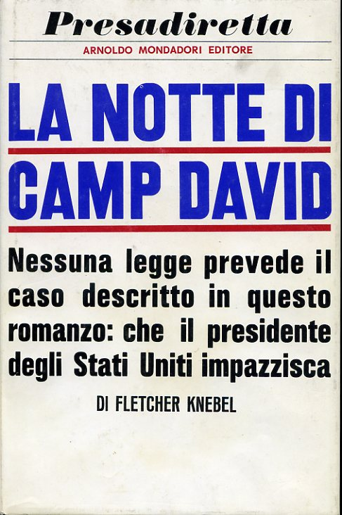 La notte di Camp Dav...