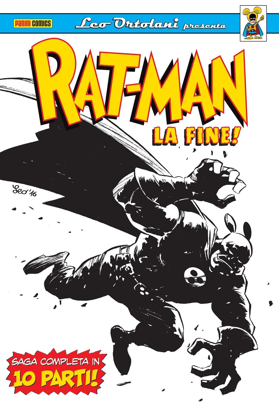 La fine di Rat-Man