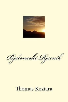 Bjeloruski Rjecnik