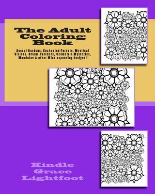 The Adult Coloring Book