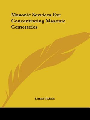 Masonic Services for Concentrating Masonic Cemeteries