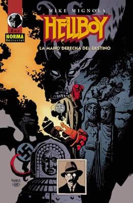Hellboy #4-b: La man...