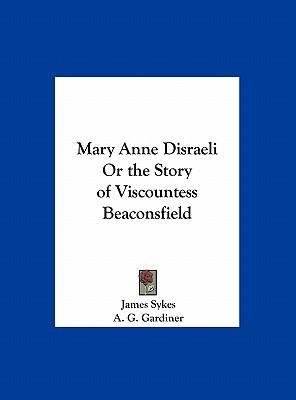 Mary Anne Disraeli o...