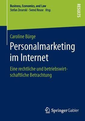 Personalmarketing Im Internet