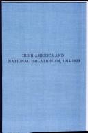 Irish-America and National Isolationism, 1914-1920