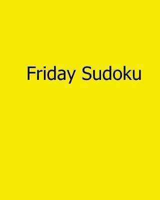 Friday Sudoku