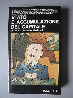 Stato e accumulazione del capitale