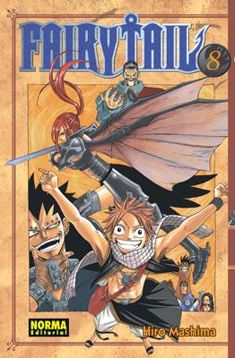 Fairy Tail #8