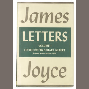 The Letters of James Joyce