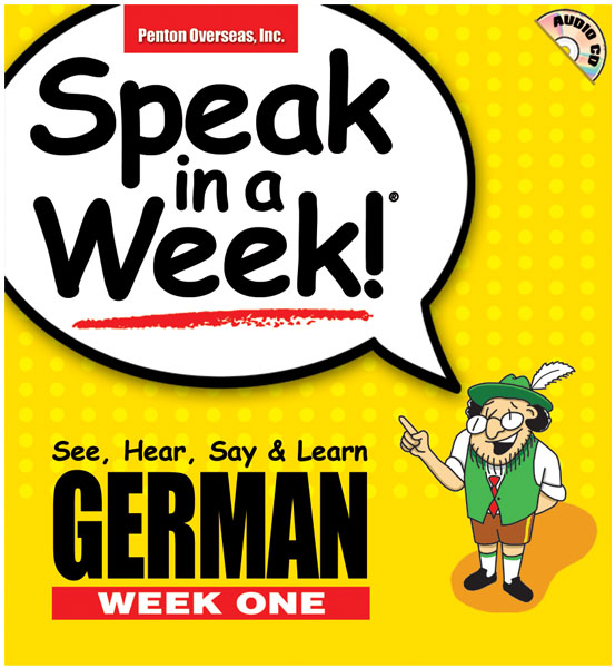 Speak in a Week! German