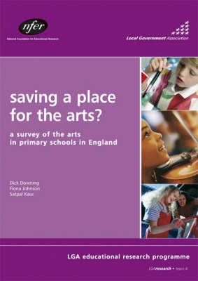 Saving a Place for the Arts?