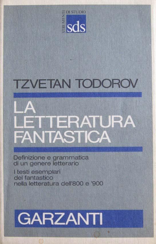 La letteratura fantastica