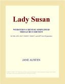 Lady Susan (Webster'...